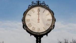 ceas din fonta