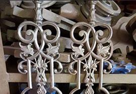 ornamente din fonta